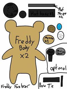 Freddy template