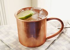 A Moscow Mule Love Story – A Beautiful Mess