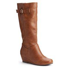 Candie's® Calliope High Shaft Boots - Girls