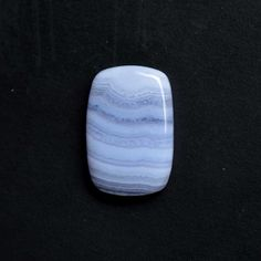 19 Cts Natural Blue Lace Agate Gemstone, Agate Cabochon, Rectangle Shape, Wholesale Supplies, Size 23x16x5 MM, Jewelry Making, R22439 by JAIPURARTMART on Etsy Jewelry Sets, Jewelry Making, Unique Jewelry, Wholesale Supplies, Blue Lace Agate, Emotional Healing, Agate Gemstone, Rectangle Shape, Healing Stones