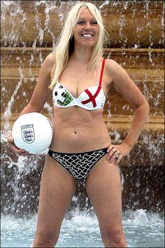 Helen chamberlain bikini