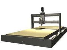 The comprehensive free Homemade CNC router guide. Everything you need to know to build your own.