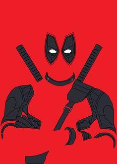 #Deadpool #Fan #Art. (Deadpool) By: Iosefing. ÅWESOMENESS!!!™ ÅÅÅ+