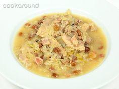 Zuppa di crauti: Ricette Ucraina   Cookaround