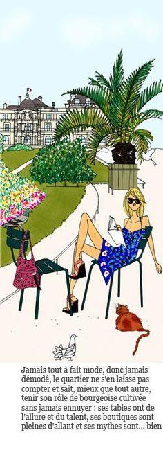 #Illustrations #Do it in Paris