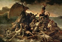 Théodore Géricault (1791–1824), Raft of Medusa (1818-1819).... Will always be one my my favourite paintings.