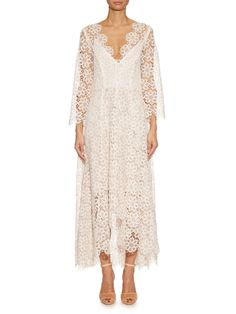 Empire guipure-lace dress | Zimmermann | MATCHESFASHION.COM US