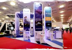 That's a wrap! stands in one day! Exhibition Booth Design, Day, Exhibition Stand Design