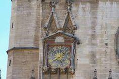 """Résultat de recherche d'images pour """"horloge cathédrale saint jean baptiste lyon"""""""