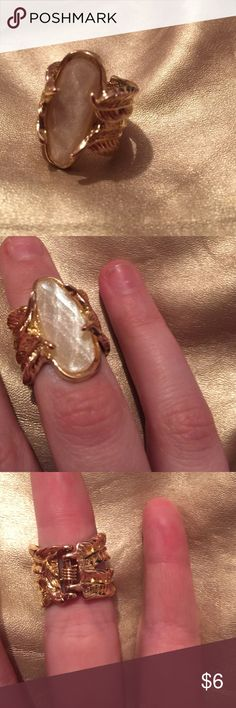 Spotted while shopping on Poshmark: NWOT gorgeous ring! #poshmark #fashion #shopping #style #Icing #Jewelry