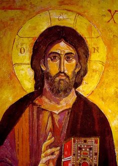 Jesus Christ In Byzantine Art