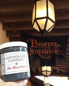 Is it weird that I would decorate for Halloween with this Pirates flag given the chance?   The Black Pearl captures the cannonball scene from Disney's POTC ride! SHOP LINK IN BIO  and don't forget to sign up for a Rewards Account!!  Also don't forget about the Giveaway with @brookiescookiesco - it ends tomorrow so check out the Giveaway Cookie post a few back in the feed!