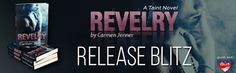 I Heart YA Books: Release Blitz with Excerpt and Giveaway for 'Revel...