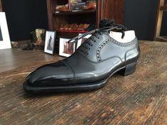 Parisian Gentleman: frecciabestetti: Oxford cap toe, Novecento line