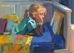 pintura de Hans Versfelt