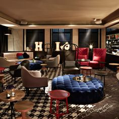 The hotel has been born from two adjacent buildings, the heritage-listed State…