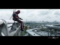 """""""Deadpool"""" Visual Effects Breakdown - YouTube"""