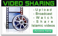 Muslim Video - Free Islamic Videos - Free Islamic online TV - Live TV - Media uplod Sharing portal - connecting Muslims together