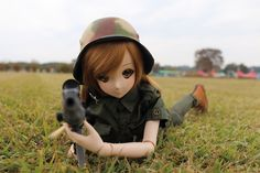 Smart Doll Mirai Suenaga by でぃあず