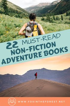 The mega-list of the best non-fiction adventure books you've got to read. Incredible travel books and outdoor novels that you must read. A list of the best adventure books. Best Adventure Books, Best Travel Books, Travel Movies, Adventure Travel, Ecuador, Alaska, Survival Books, Survival Tips, Virtual Travel