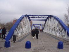 zaragoza Spain, Zaragoza, Bridges, Antique Photos, Iron, Cities, Hipster Stuff, Sevilla Spain, Spanish