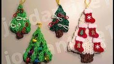 loom decorations - YouTube