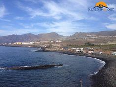 Playa Callao Chico - Idyllische Steinbucht mit Blick auf Los Gigantes