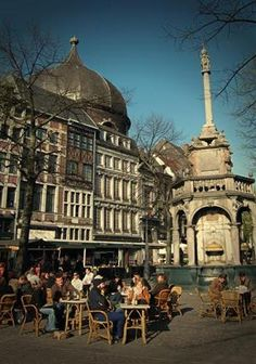Liege, Belgium.