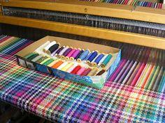 Ravelry: doreenmacl's Hawksley's Blanket (Rainbow Stars)