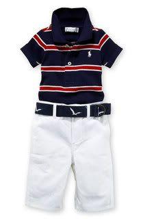 Ralph Lauren Polo Shirt \u0026amp; Shorts