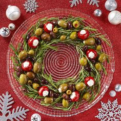 Olive Table Wreath - The Pampered Chef®