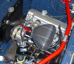 Fire-guarding the Ramflo 1000 flamable air filter. Bmw Motors, Bmw 2002, E30, Bmw Cars, Air Filter, Engineering, Technology