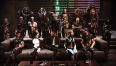 Mass Effect 3: Citadel DLC Review (or An End, Once and For All)