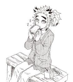 Manga Anime, Anime Art, Demon Hunter, Slayer Anime, Kawaii, Boy Art, Manga Comics, Cartoon Images, Fujoshi