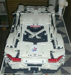 sunbeam corvette supercar lego technic pinterest. Black Bedroom Furniture Sets. Home Design Ideas