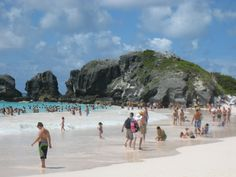 If you're cruising to Bermuda know that Horseshoe Bay is an easy bus ride away. Come on in.  The water's fine!