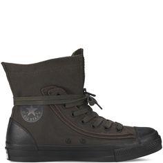 Converse - CT All Star X Hi Combat Boots - Pineneedle Brown