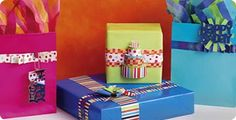 Gift Wrap | Gift Bags and Boxes for Every Occasion | Hallmark Stores