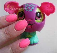 nail polish pink sinfullcolors