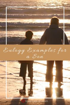 Reading eulogy examples for a son might not only help get you started on your son's eulogy, but you might also find some comfort in reading words written by people who have suffered a similar loss as you have. Eulogy Examples, Reading Words, Son Love, Love Life, Funeral, Sons, Celebration, Household, Child