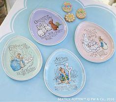Beatrix Potter™ Plates | Pottery Barn Kids