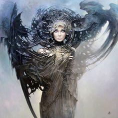 """""""KAROL BAK"""" #raven queen"""