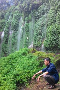 Seven water fall. #IndonesiaBeauty☺