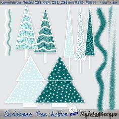 Christmas Tree Action