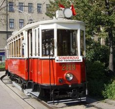 Tramwaymuseum Vienna, Austria Busse, Vienna Austria, Public Transport, Europe, Train, Vienna, Locomotive, Trains