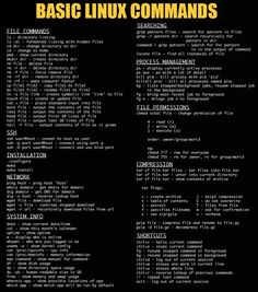 Cool Linux Commands you should know. Linux Commands Source by SeniorTodo Learn Computer Coding, Life Hacks Computer, Computer Basics, Computer Hacking, Computer Help, Technology Hacks, Computer Technology, Computer Science, Science And Technology