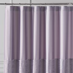 Look what I found on #zulily! Gray & Purple Seurat Shower Curtain by ...