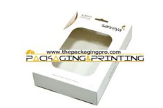 Cardboard packaging boxes with clear pvc windowdisplay box - http://www.thepackagingpro.com/products/cardboard-packaging-boxes-with-clear-pvc-windowdisplay-box/