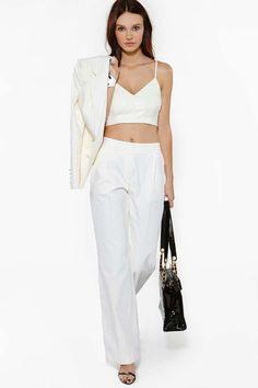 Vintage Chanel Sabine Trousers