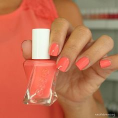 "Essie Gel Couture   ""On The List"""